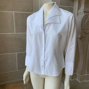 Anne Fontaine Cotton Shirt